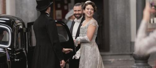 Una vita, anticipazioni spagnole: Genoveva incastrata dalla domestica Laura finisce in carcere.