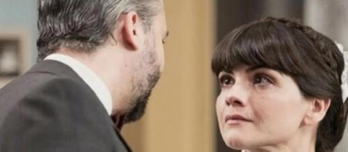 Una Vita, anticipazioni spagnole: Laura accuserà Felipe di averla violentata.