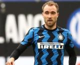 Inter, Eriksen in Italia per le visite mediche.