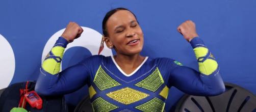 A inédita prata de Rebeca Andrade e a história da ginástica (Reprodução/Tóquio 2020)