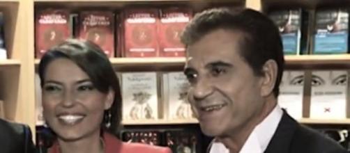 Andrés Pajares y Mari Cielo han tenido una turbulenta relación familiar los últimos años - (Telecinco)
