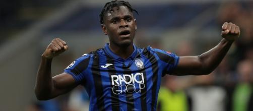 Inter, torna di moda il nome di Zapata: i nerazzurri vorrebbero l'attaccante dell'Atalanta.