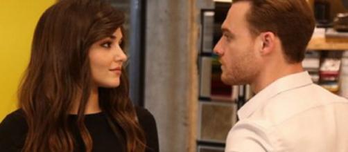 Love is in the air, trama del 2 agosto: Eda e Serkan si lanciano frecciate.