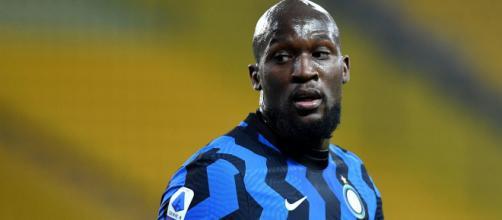 Romelu Lukaku dell'Inter, piace al Chelsea.