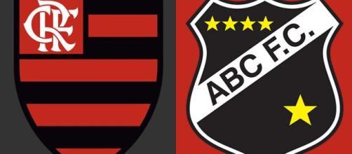 Saiba onde assistir Flamengo x ABC (Arte/Eduardo Gouvea).