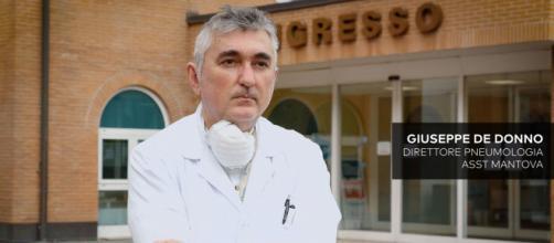 Suicidio De Donno, aperta inchiesta dalla procura: avviò la cura Covid da plasma.