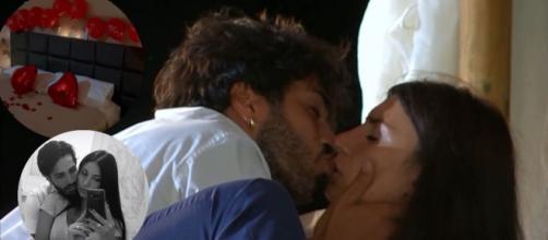 Temptation, la sorpresa di Manuela per Luciano