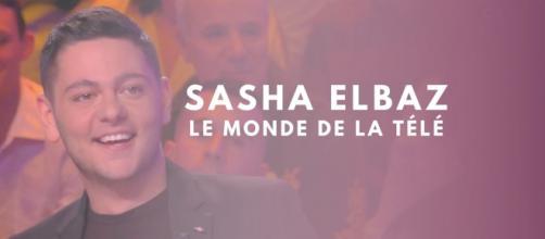 Sasha Elbaz, chroniqueur de TPMP.