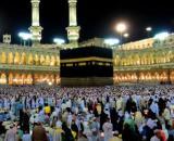 """Sobrevolar la Kaaba de La Meca no está prohibido por la """"atracción magnética"""" (Abdul Muqtadir/Flickr)"""