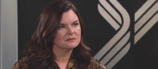 Beautiful, trame 1-7 agosto: Katie si sente tradita da Sally e si scaglia contro di lei.