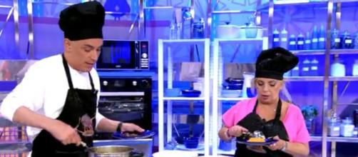La dupla culinaria se desmorona en directo (Telecinco)