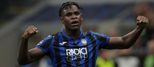 L'Inter sta manifestando un certo interesse per Duvan Zapata dell'Atalanta.
