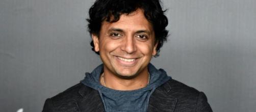 M. Night Shyamalan, regista statunitense.