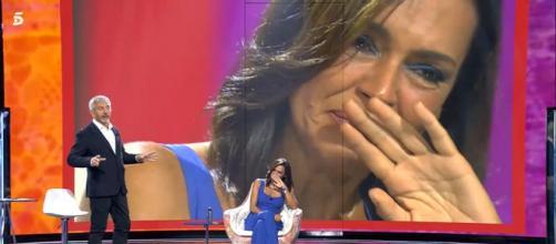 Olga Moreno en el especial 'Ahora, Olga' (Telecinco)