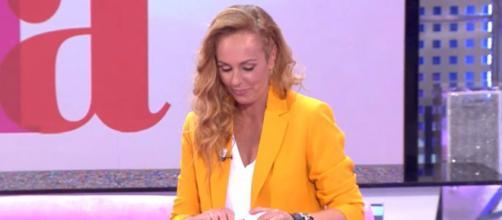 Rocío Carrasco no se presentó a su sección en 'Sálvame' y aún no responde ante las declaraciones de su rival (Telecinco)