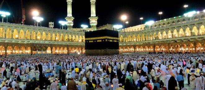 No es verdad: del 'cronograma de cepas' del coronavirus a la 'atracción magnética' de la Kaaba