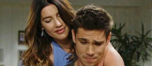 Beautiful, nuove anticipazioni USA: Steffy e Finn diventano marito e moglie.