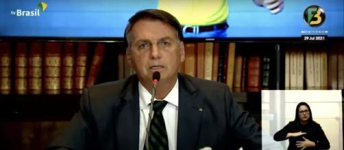 Famosos criticam live de Bolsonaro (Arquivo Blasting News)