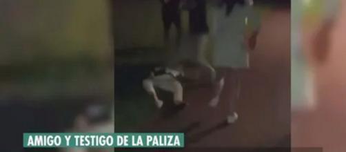 La víctima de la paliza de Amorebieta continúa en estado crítico. (Telecinco)