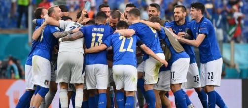 Europei, l'Italia verso la semifinale.