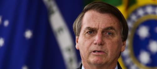 Bolsonaro é acusado em gravação de ficar com dinheiro de assessores (Agência Brasil)