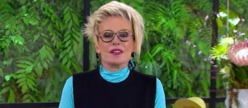 Ana Maria Braga testou positivo para o coronavírus (Reprodução/TV Globo)