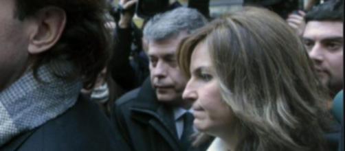 Arantxa Sánchez Vicario habría realizado un supuesto delito de 'alzamiento de bienes' (Twitter@A3Noticias)