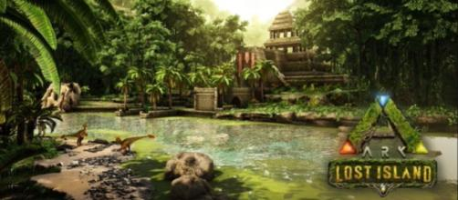 'ARK: Survival Evolved's' Lost Island DLC will be out later this year (Image source: Syntac/YouTube)