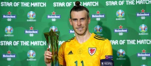 Gareth Bale veut prendre sa retraite en club mais pas en sélection (Credit : Twitter Gareth Bale)
