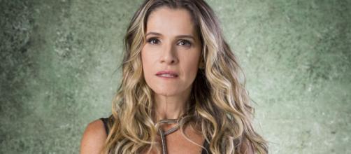 Ingrid Guimarães ganha felicitações (Divulgação/TV Globo)