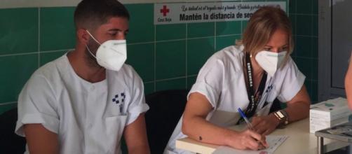 """Las autoridades sanitarias catalanas ha dicho que la situación por el coronavirus es """"complicada"""". (Twitter @SanidadGobCan)"""