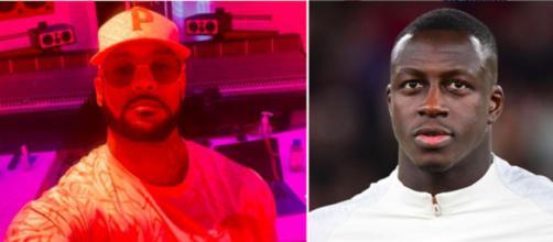 Le rappeur Booba a chambré le footballeur Benjamin Mendy - crédit photo capture d'écran Instagram ok