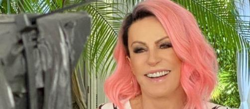 Ana Maria Braga está com coronavírus (Reprodução/TV Globo)