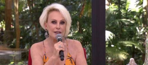 Ana Maria Braga ganha apoio de famosos (Reprodução/TV Globo)