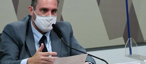Conteúdo de celular de Dominghetti será investigado pela CPI da Covid (Agência Senado)