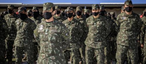 Dinheiro do SUS para combate á pandemia foi destinado a bancar militares das Forças Armadas (Divulgação/FAB)