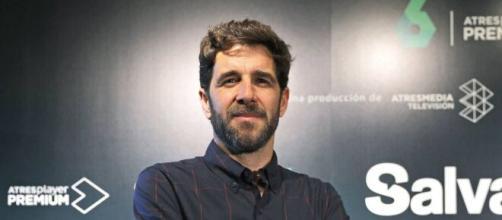 Gonzo ha grabado un video antes de ser expulsado con su equipo de Marruecos (AtresMedia)