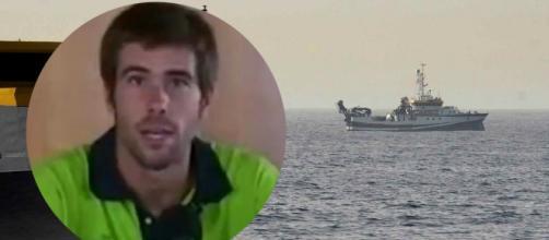 No quedaría nada del cadáver de Tomás Gimeno en las profundidades del mar. (RTVE)