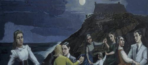 Paula Rego's 'The Dance' at Tate Britain (Image source: Gandalf's Gallery/Flickr)