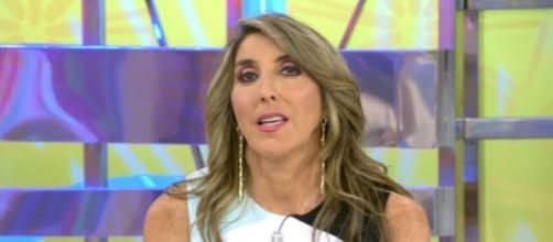Paz Padilla ha querido responder la supuesto mala relación con Rocío Carrasco (Telecinco)