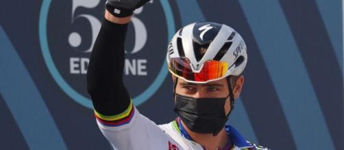 Peter Sagan, quattro vittorie in questa stagione di ciclismo.