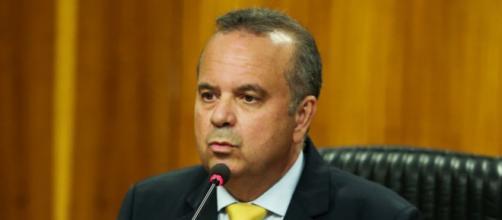 Rogério Marinho fala sobre reunião que teve com filho de Jair Bolsonaro (Valter Campanato/Agência Brasil)