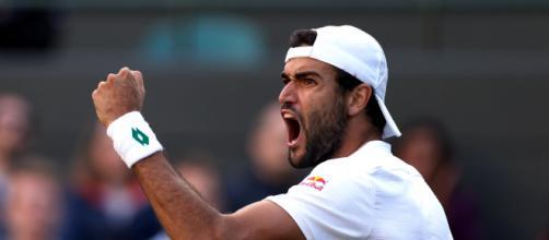 Wimbledon, Berrettini vola in semifinale.