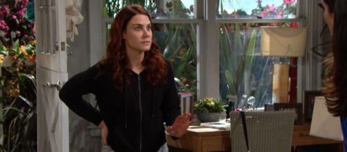 Beautiful, spoiler al 17/07: Flo scopre che Sally non è affatto malata.