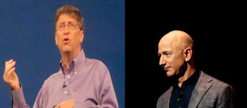 Bill Gates y Jeff Bezos creen que la industria de la alimentación sintética va a ser muy rentable. (Flickr.com)