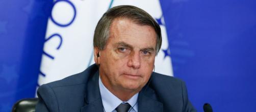 Bolsonaro mente ao falar que Brasil voltou às aulas com segurança (Alan Santos/PR)