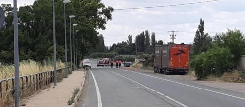 En busca y captura el presunto asesino de una mujer en Murchante (@NavarraTV)
