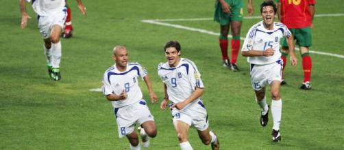 Eueo 2004: l'impresa della Grecia che batte il Portogallo a Lisbona.