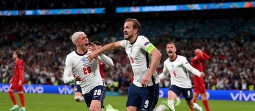 Euro 2020: l'Inghilterra batte la Danimarca e vola in finale contro l'Italia.
