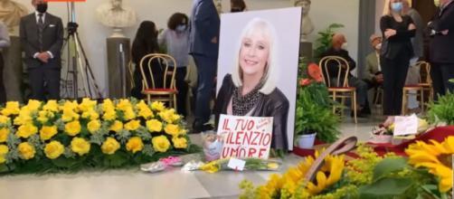 Rafaella fue muy admirada tanto por los italianos como por los hispanohablantes. (Fuente: captura de pantalla de un vídeo de T13)